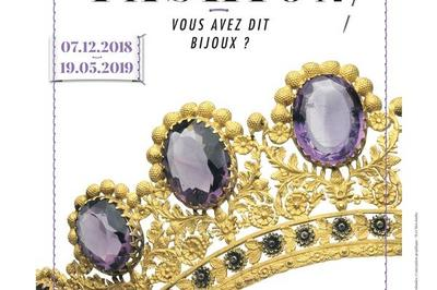 Exposition : Vous Avez Dit Bijoux ? - Le Temps Des Collections Vii à Rouen