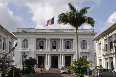 Expositions À La Préfecture De La Martinique à Fort De France