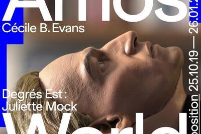 Cécile B. Evans. Amos' World à Metz