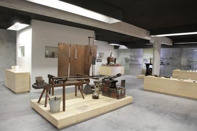 Expositions Permanentes Au Musée Du Verre De Meisenthal.