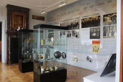Expositions Raymond Poincaré Président De La Grande Guerre Et Caricatures ! La Grande Guerre Des Images. à Sampigny
