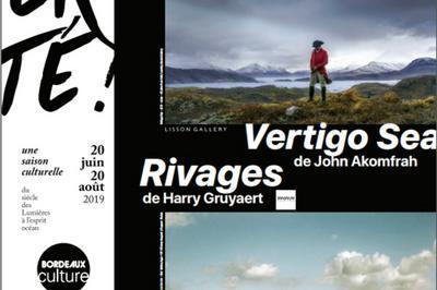 Expositions Rivagesde Harry Gruyaert Et Vertigo Sea De John Akomfrah à Bordeaux