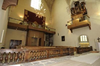 Expositions Sancta Capella Et Le Mobilier Contemporain De La Sainte-chapelle. à Chambery