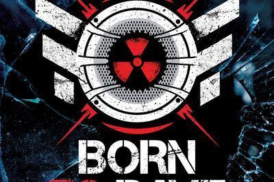 Born To Rave - 2 scènes ? Hard Beat à Caen