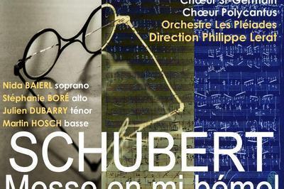 F. Schubert : Messe En Mi Bémol Majeur à Viroflay