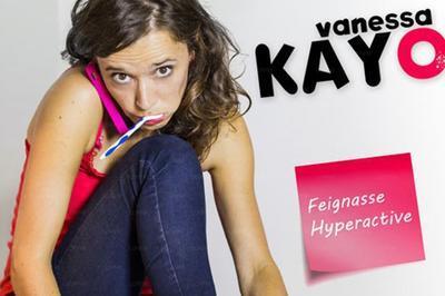 Vanessa Kayo Feignasse hyperactive à Valence
