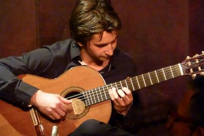 Fabien Lafiandra Trio musique du monde à Grenoble