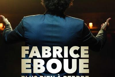 Fabrice Eboue à Annecy