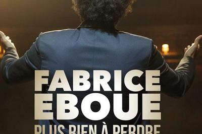 Fabrice Eboue à Issoire