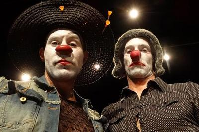 Face-a-face (duo clownesque) à Bonac Irazein