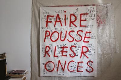 Faire pousser les ronces - Justin Delareux à Nantes