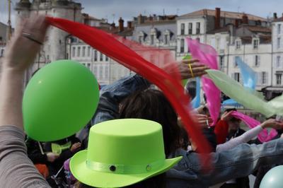 Faites Chanter Vos Différences ! à La Rochelle