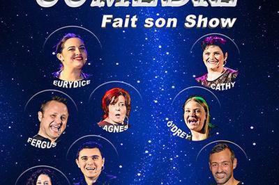 Famace Comedie Fait Son Show à Avignon