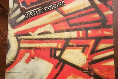 Fanzines Rares Autour Du Street Art à Lyon