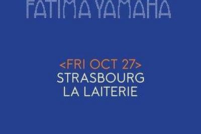 Fatima Yamaha à Strasbourg