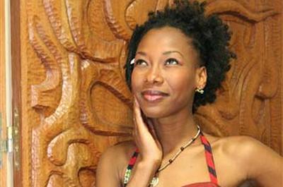 Fatoumata Diawara à La Chapelle sur Erdre