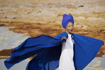 Fatoumata Diawara à Veyrac
