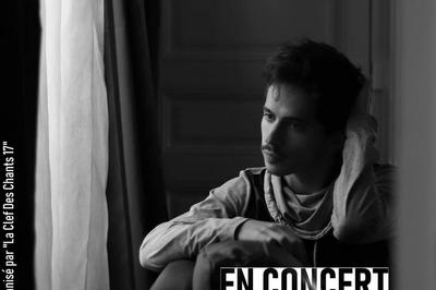 Chansons À Texte- Nicolas Saint-Lanne à La Rochelle
