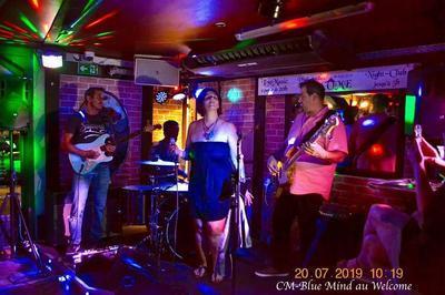 Soiree Blues Rock avec Blue Mind à Antibes