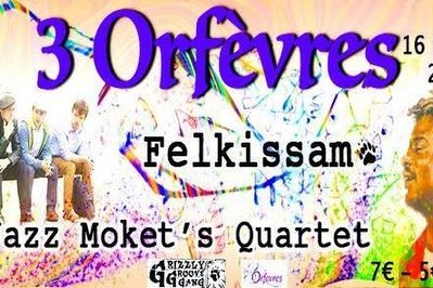 Felkissam + Jazz Moket's - Carte Blanche à Tours