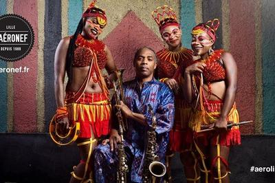 Femi Kuti And The Positive Force à Lille