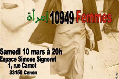 10949 Femmes à Cenon
