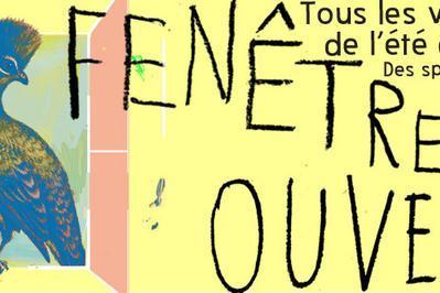 Fenêtres Ouvertes #2 à Brest