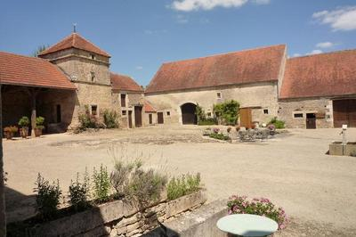 Ferme Forte  La Pothiere à Aignay le Duc
