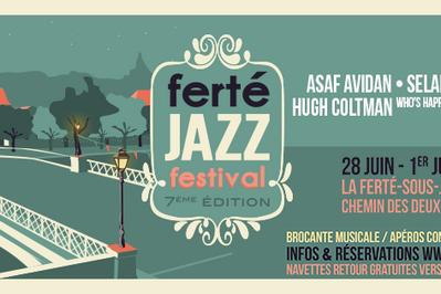 Ferté Jazz 2018