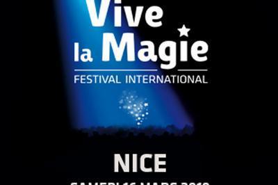 Fest International Vive La Magie à Nice