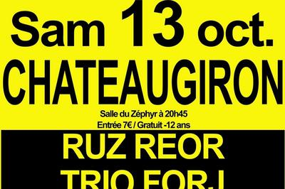 Fest-noz édition 2018 à Chateaugiron