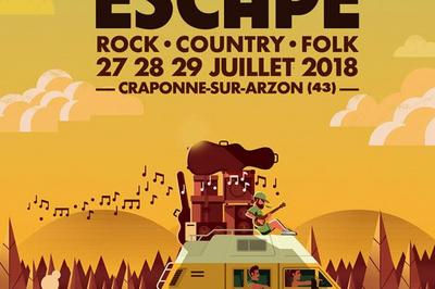 Festival The Green Escape 2018