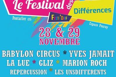 Festi'Diff - Pass 1 Jour à Pontarlier