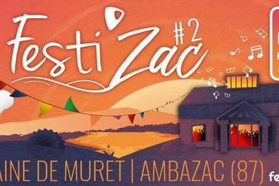 Festi'Zac 2019 1 Jour à Ambazac