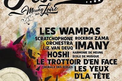 Imany / Les Yeux D'la Tête / Liz Van Deuq à Meung sur Loire