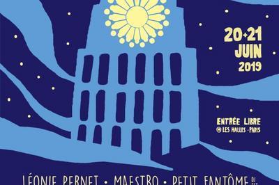 Festival 36h St Eustache à Paris 1er