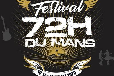 Festival 72h Du Mans -Pass 3 Jours à Le Mans