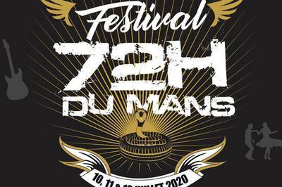 Festival 72h Du Mans -Pass Week-End à Le Mans