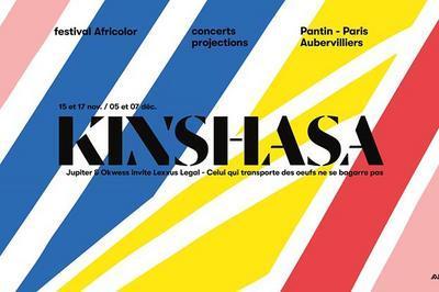 Festival Africolor : Kinshasa à Paris 10ème