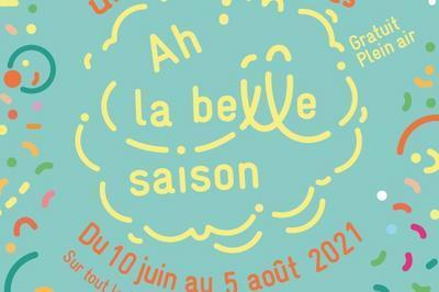 Festival Ah la belle saison : Ex-Change / Jungle Five à Cran Gevrier