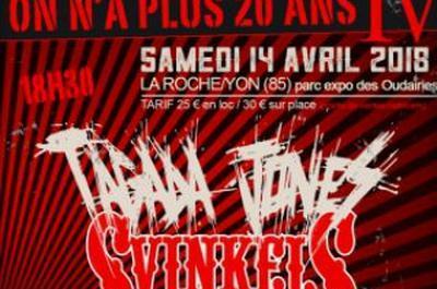 Festival Anniversaire Tagada Jones On N'A Plus 20 Ans - Iv à La Roche sur Yon