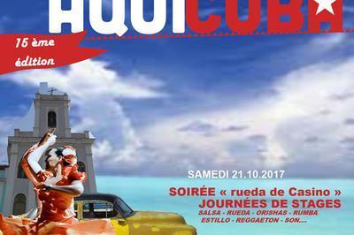 Festival Aqui Cuba à Rennes