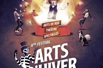 Festival Arts d'hiver 2021