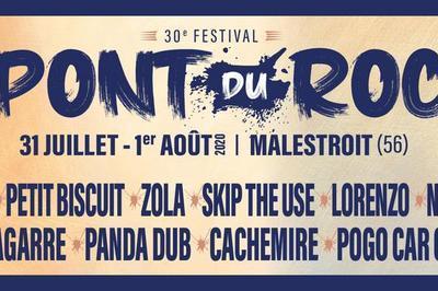 Festival Au Pont du Rock 2020