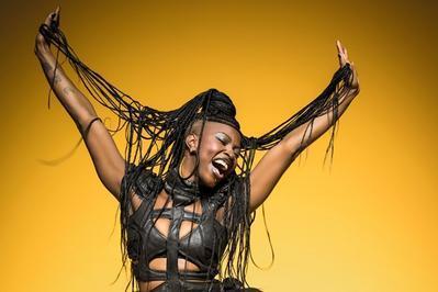 Festival Bagiliba: Dobet Gnahore à Fayence