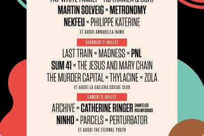 Festival Beauregard - Pass 4 Jours à Herouville saint Clair