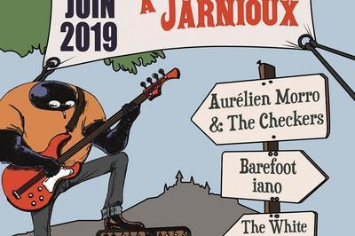 Festival Blues à Jarnioux 2019