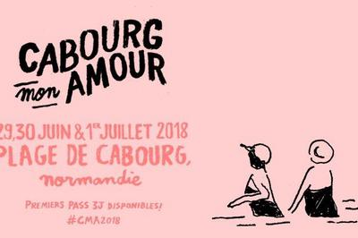 Festival Cabourg, Mon Amour 2018