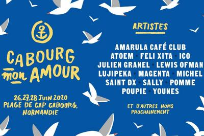 Festival Cabourg, Mon Amour 2020