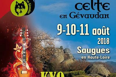 Festival Celte En Gevaudan 2018